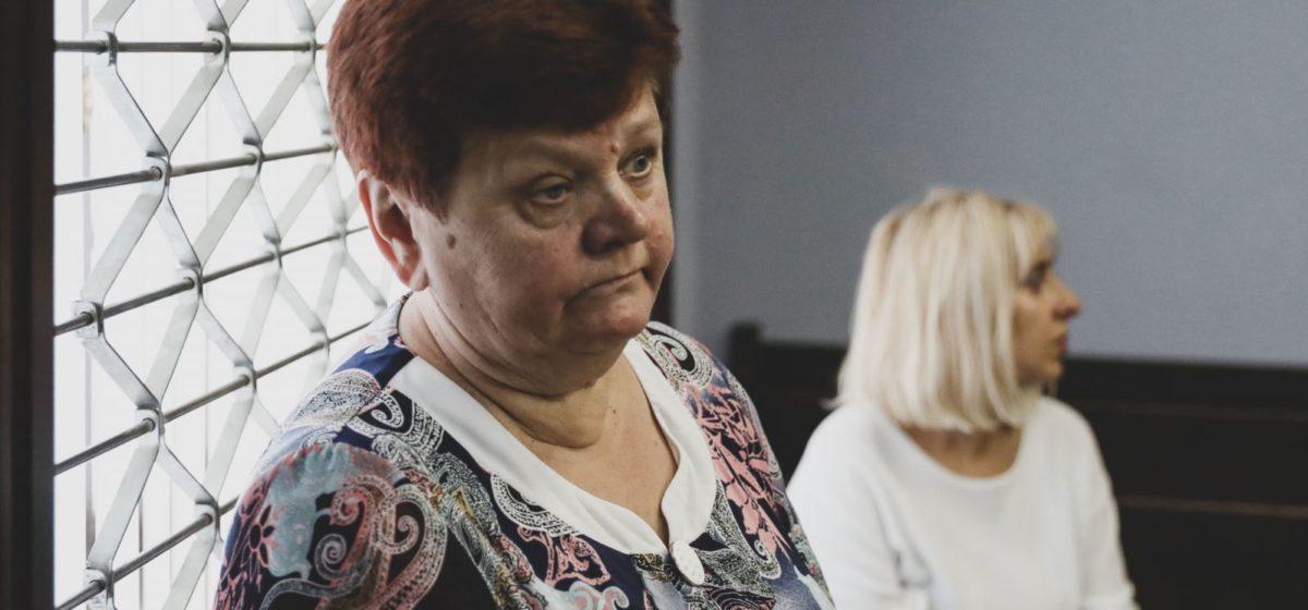 «Я горжусь своим сыном!» Речь матери осужденного за коррупцию бывшего зампредседателя Барановичского райисполкома