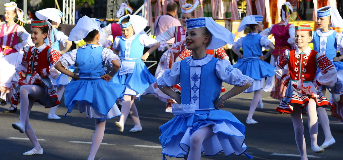 Программа празднования Дня Республики 3 июля в Барановичах