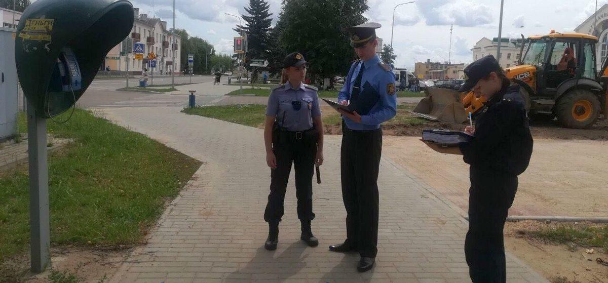 Железнодорожный вокзал в Барановичах «заминировали»