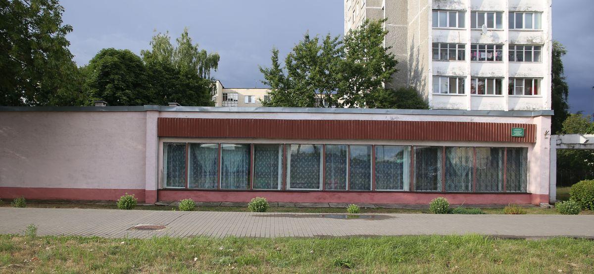 Детская поликлиника на ул. Тельмана. Фото: Татьяна МАЛЕЖ