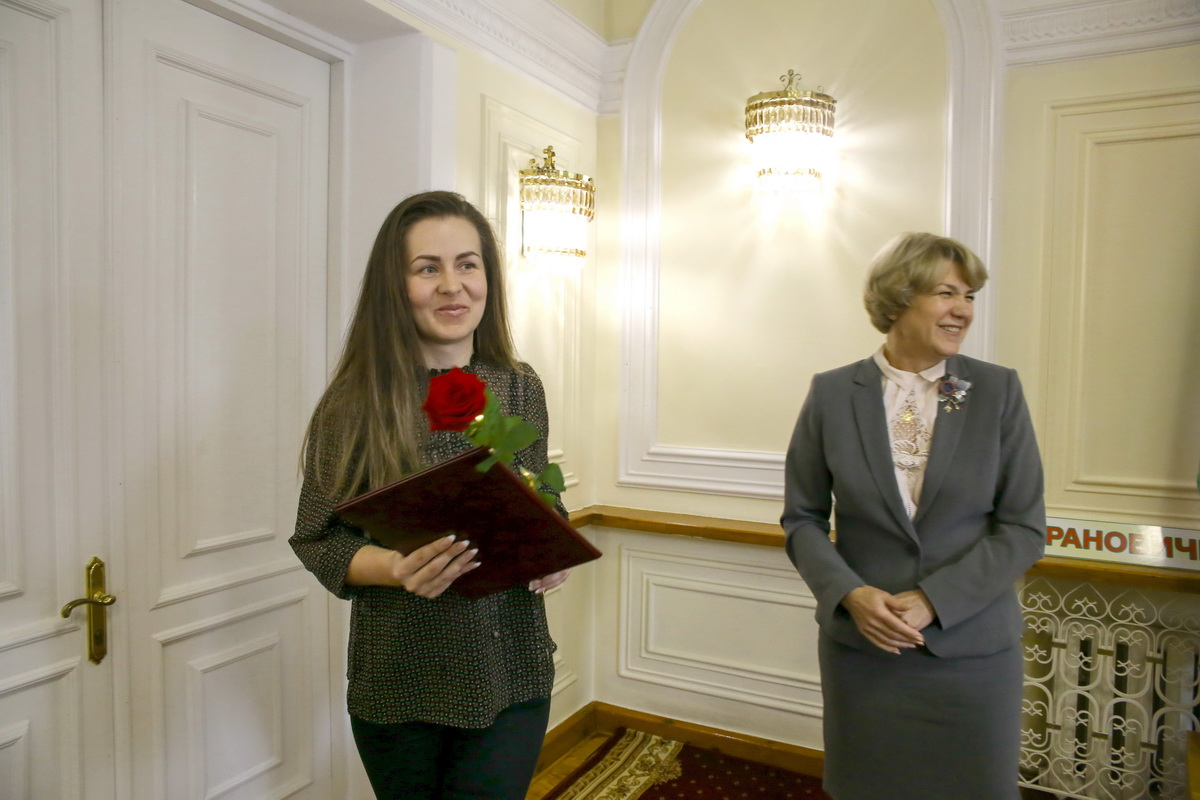 Александра Пушкарева, заместитель заведующего магазином