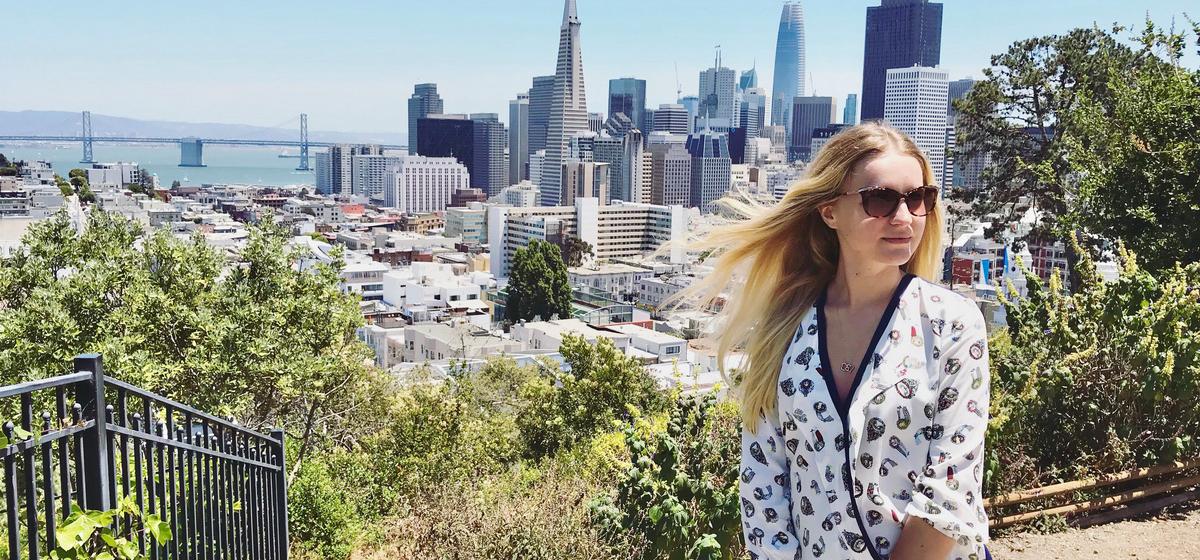 Наши за границей. Сан-Франциско