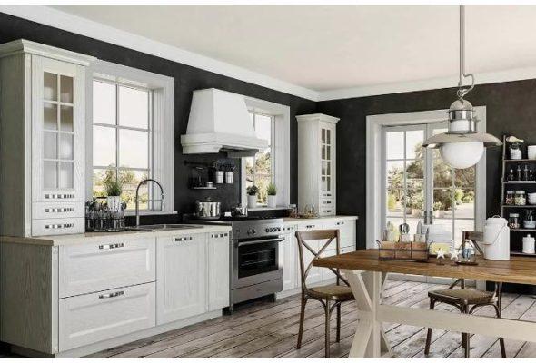 Кухни GeosIdeal: стильная мебель высокого качества