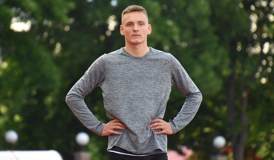 Барановичский легкоатлет отлично выступил в новой дисциплине на Кубке Беларуси