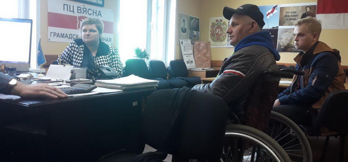 За травму на производстве рабочий из Мозыря отсудил у нанимателя $13500