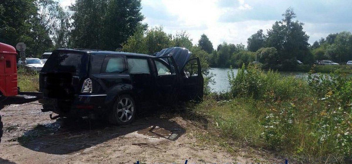 «Двое парней сели в багажник — и мы поехали». Выживший в страшной аварии под Белоозерском рассказал подробности