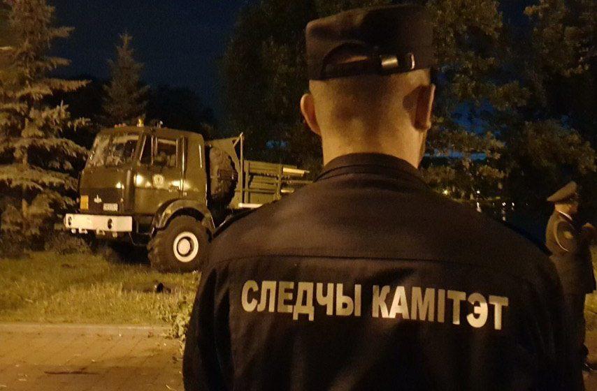 Во время фейерверка в Минске пострадали 8 человек, большинство из них попали в больницу