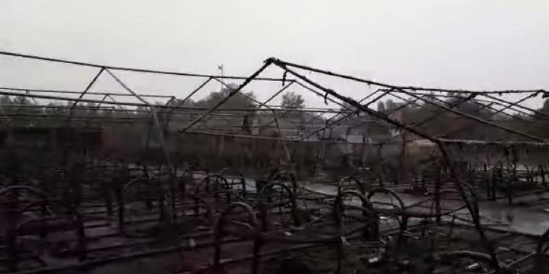 Детский палаточный лагерь сгорел в России — погибла девочка, еще три ребенка в тяжелом состоянии