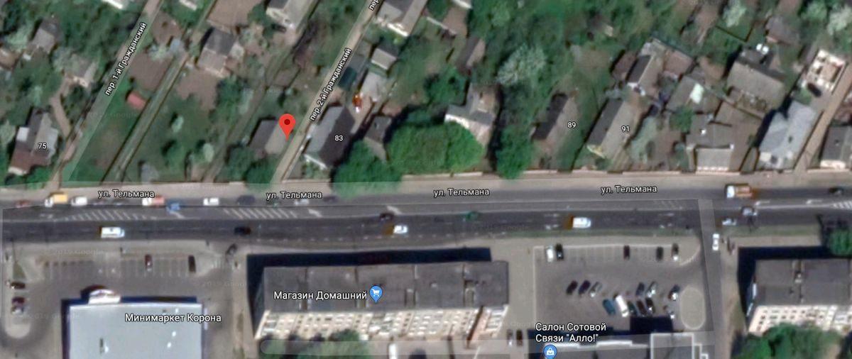 Дом за 8 тысяч долларов выставили на продажу в Барановичах