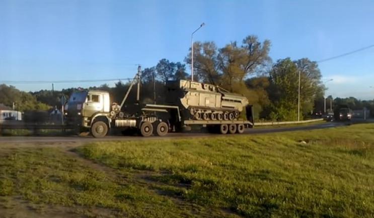 Дело сбитого малайзийского «Боинга»: водитель тягача, который перевозил «Бук», арестован в Украине