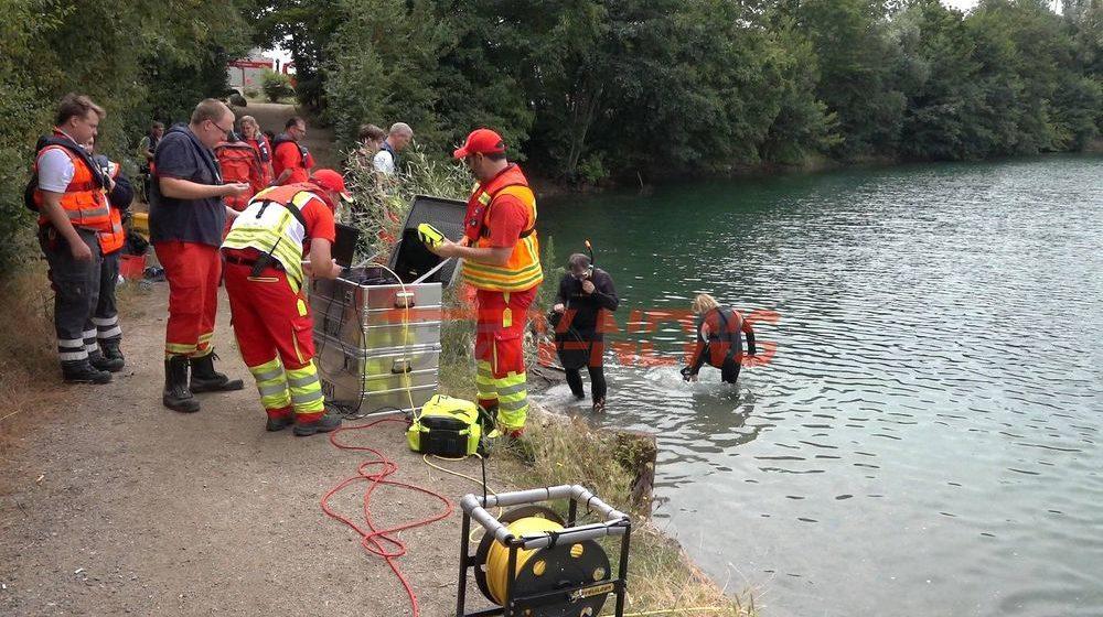 Тело белоруса, предположительно дальнобойщика, обнаружили в озере в Германии