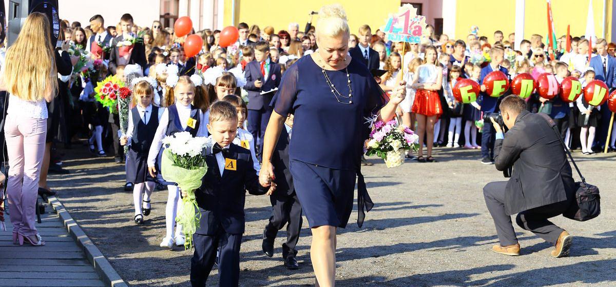 В белорусских школах запретили вторую смену. Но не везде