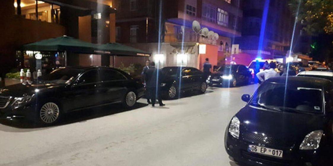 Психически неуравновешенный бывший военный несколько раз выстрелил в белорусского дипломата в Турции. Видео