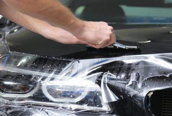 Защитите кузов вашего автомобиля