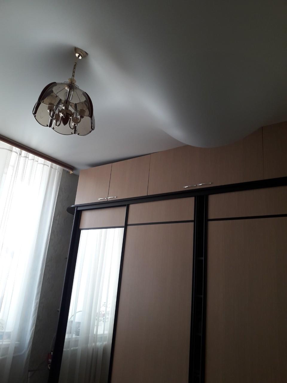 Квартира после пожара. Фото: Натальи Набоковой