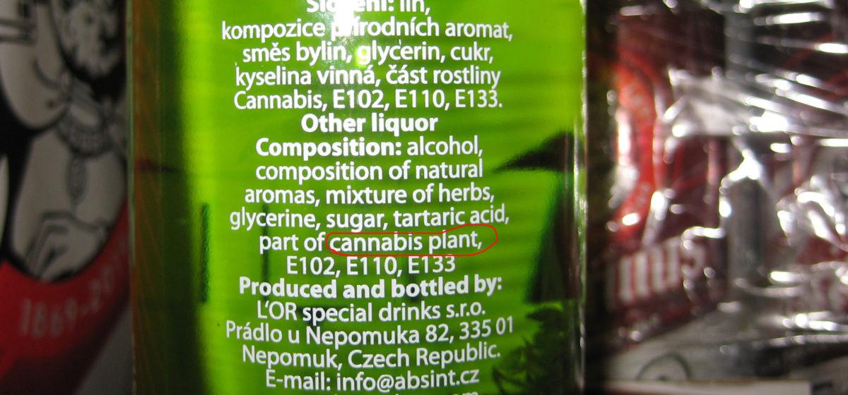 Конопля в бутылке с алкоголем чем полезно для организма конопляное семя