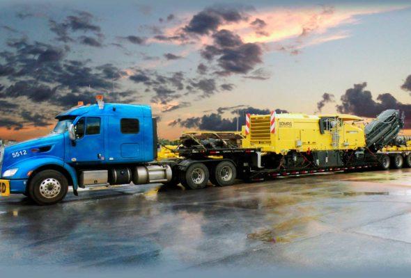 Особенности перевозки крупногабаритного промышленного оборудования