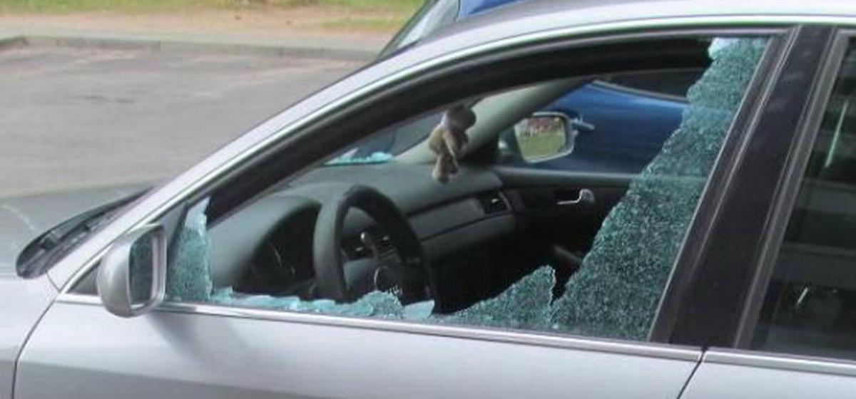 Минчанин расстрелял из пневматического пистолета автомобиль