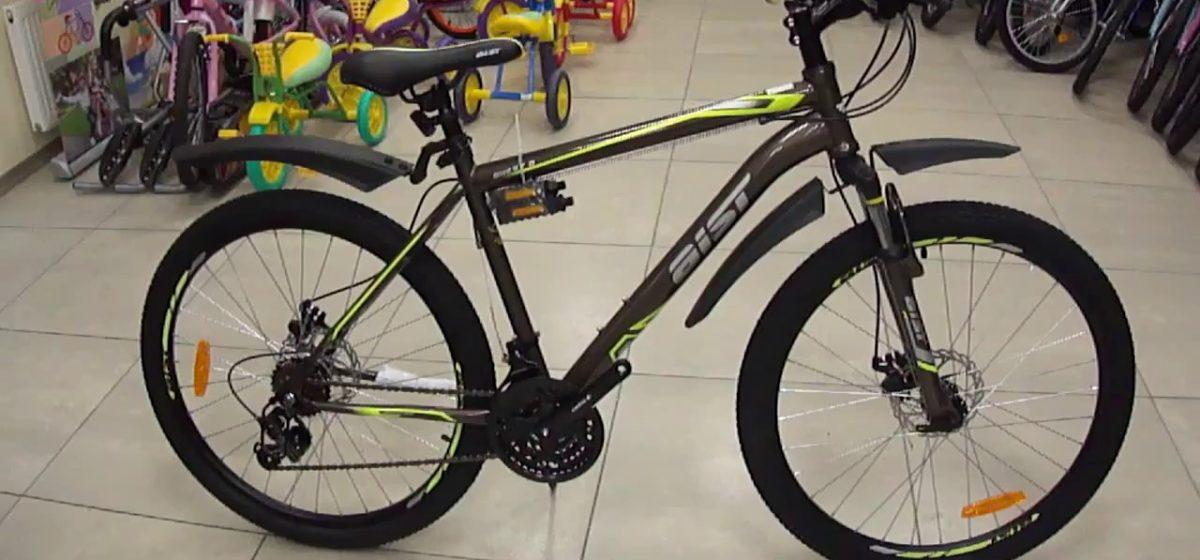 В Барановичах из подъезда «увели» велосипед. Вора задержали