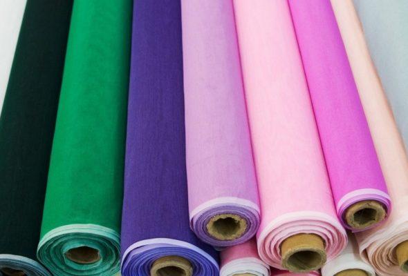 Текстиль для производства и творчества