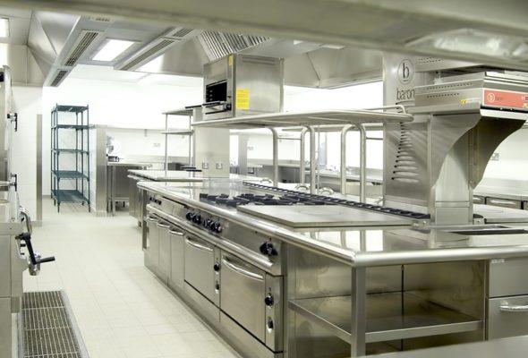 Профессиональные помощники на профессиональной кухне