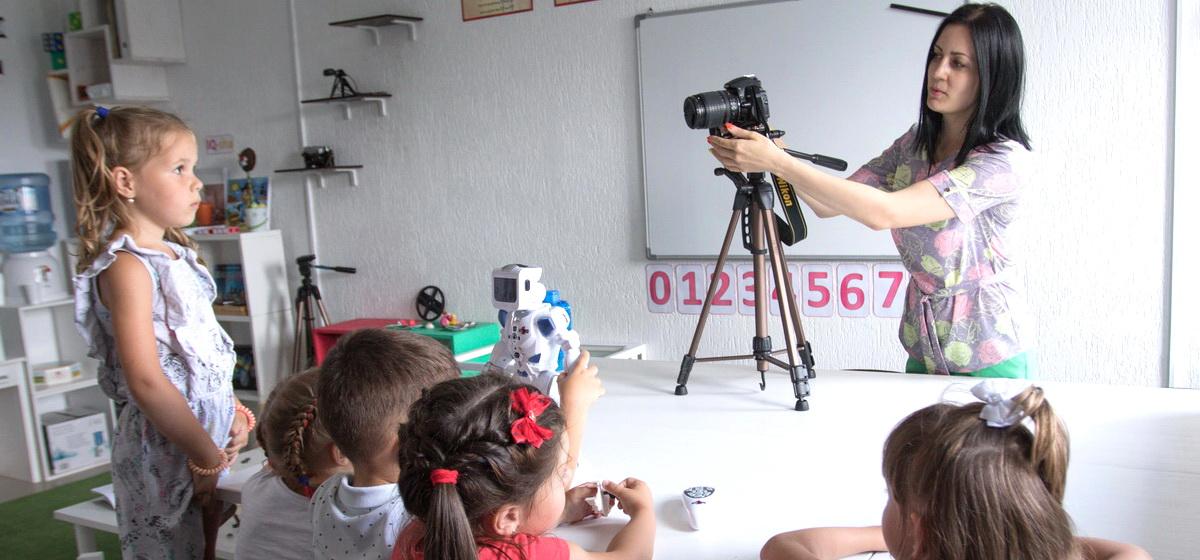 Мой бизнес. Как учительница математики открыла студию мультипликации в Барановичах
