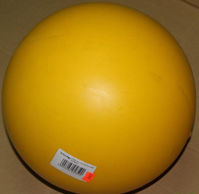 Так выглядит антистрессовый мяч для поросят.