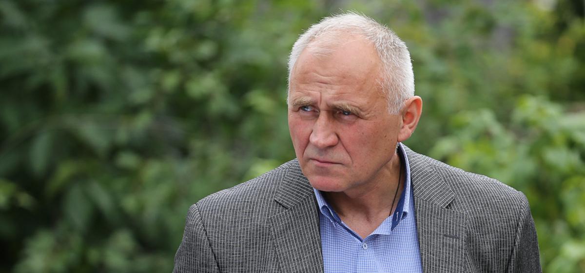 В Минске задержали Николая Статкевича. Видео