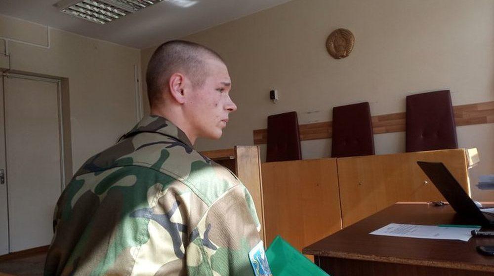 Начался суд над витебским десантником, обвиняемым в гибели сослуживца, — его придавило МАЗом