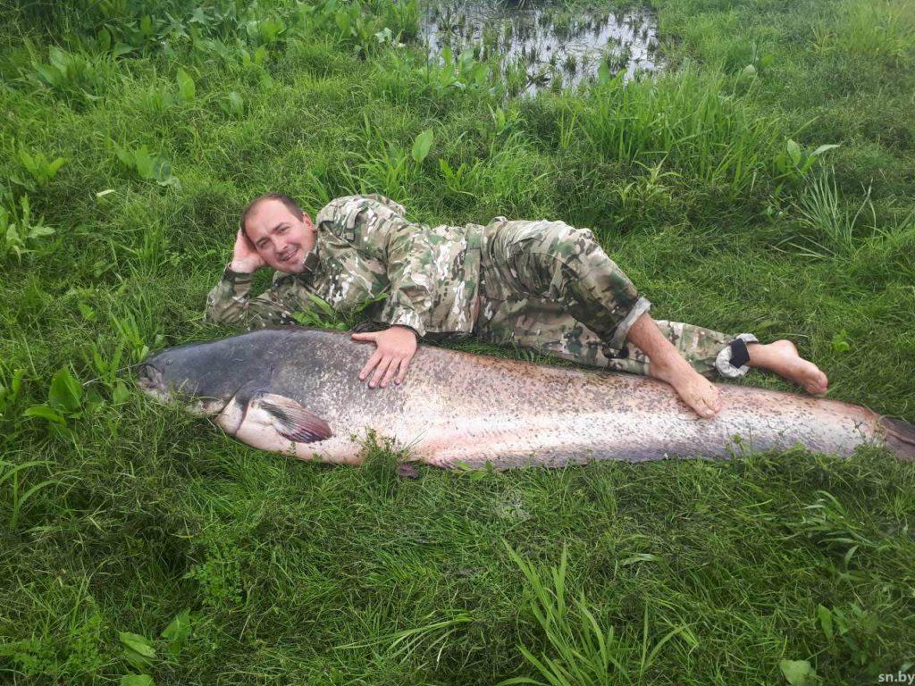 Фото предоставлено участниками рыбалки, sn.by