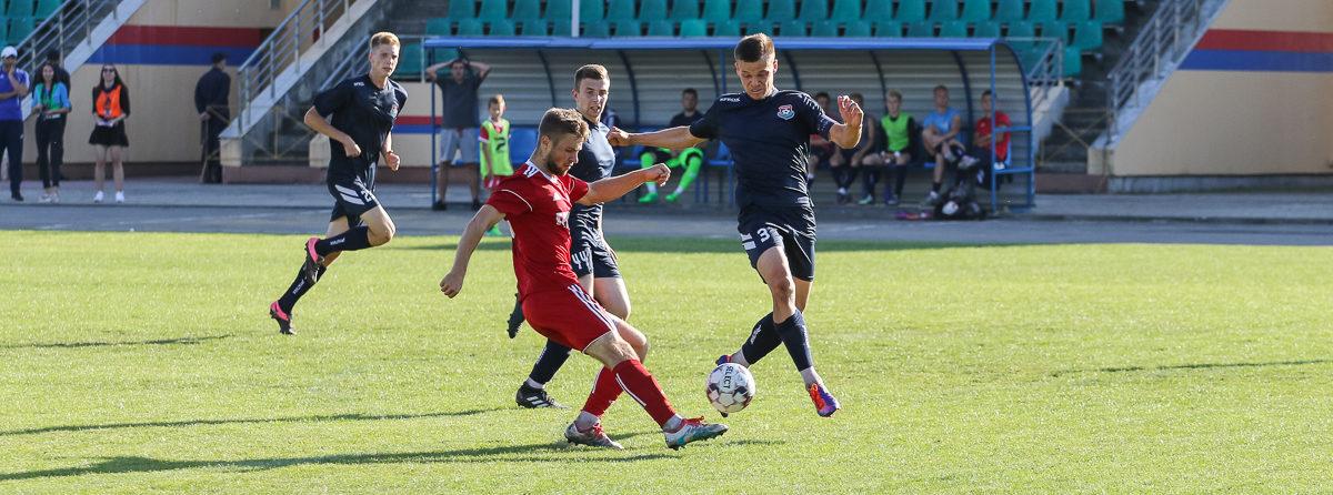 Как ФК «Барановичи» сыграл дома против «Гранита»?