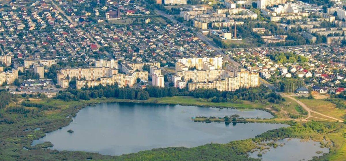 Барановичи с высоты 700 метров. Шикарные виды города от барановичского фотографа