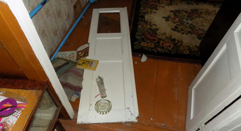 В Каменецком районе мужчина сбежал из больницы и украл аккордеон