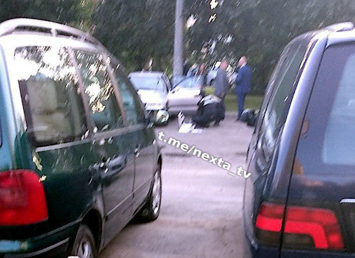 В Минске на автостоянке зарезали мужчину