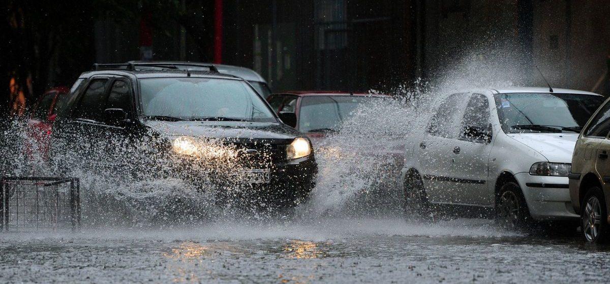 ГАИ дала совет, как ездить в дождь