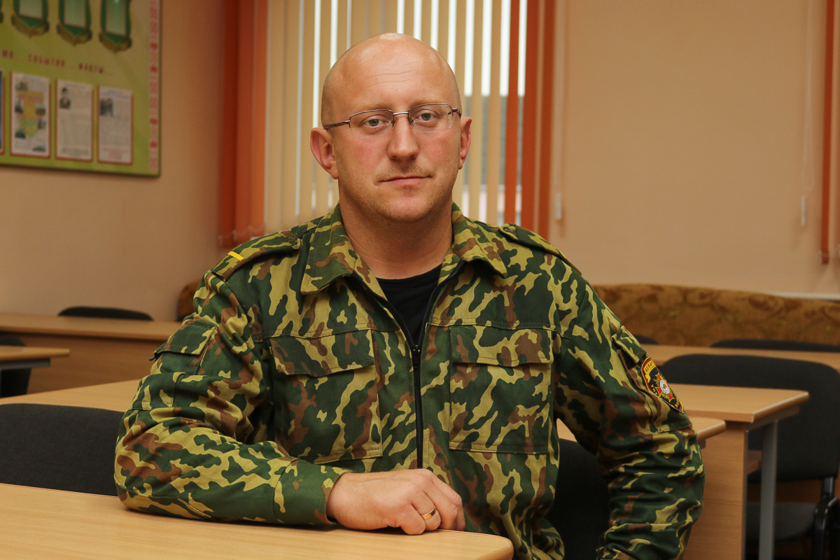 Александр Григович. Фото: Александр ЧЕРНЫЙ