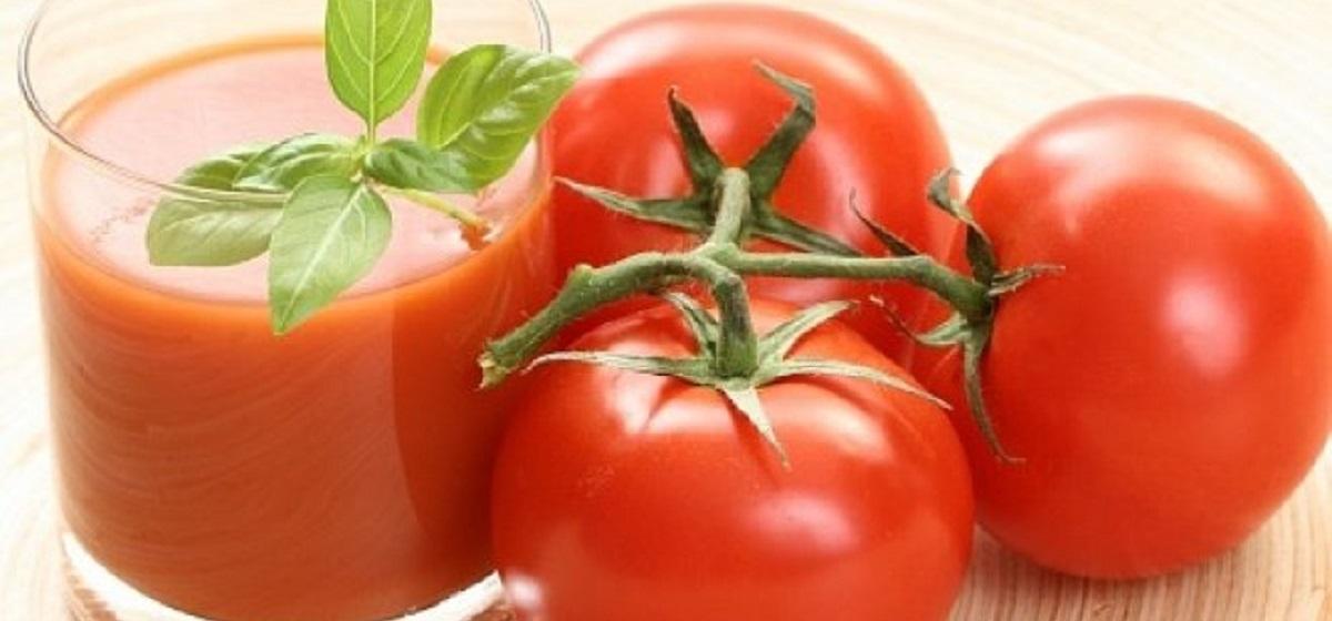 Вкусно и просто. Смузи из томатов и огурцов