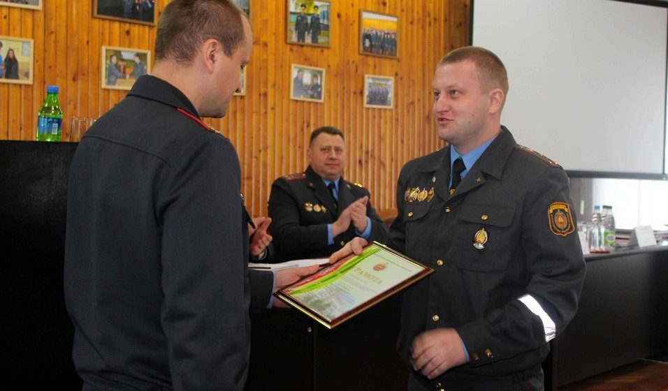 Начальника милиции из Могилева приговорили к 10 годам лишения свободы