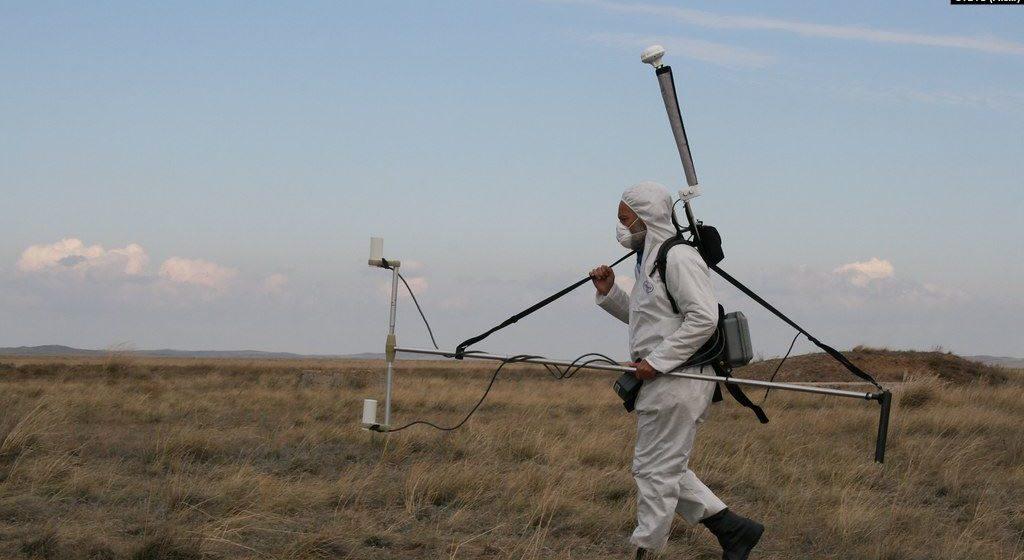 От взрыва российской ракеты образовалось радиационное облако. Смотрите, зацепило ли оно Беларусь