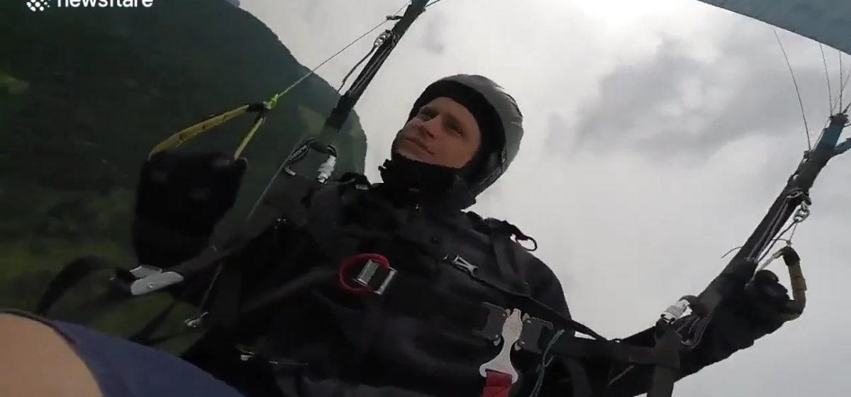 Белорусский парашютист разбился в свой пятисотый прыжок под Рязанью