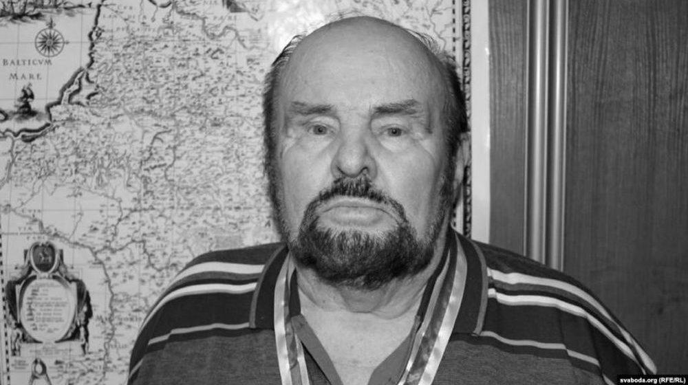 Умер белорусский писатель Дайнеко — автор повести «Меч князя Вячки»