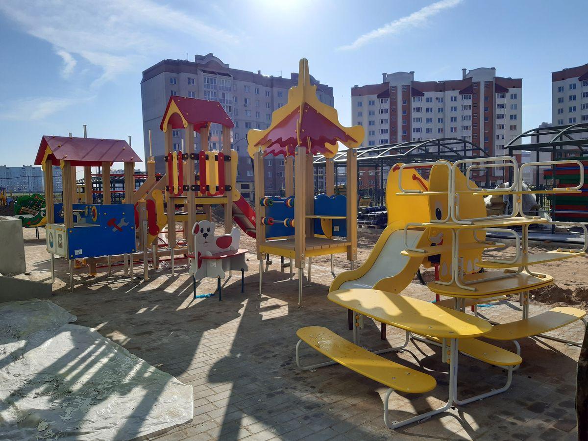 Детский садики в Боровках Фото: Елена ЗЕЛЕНКО