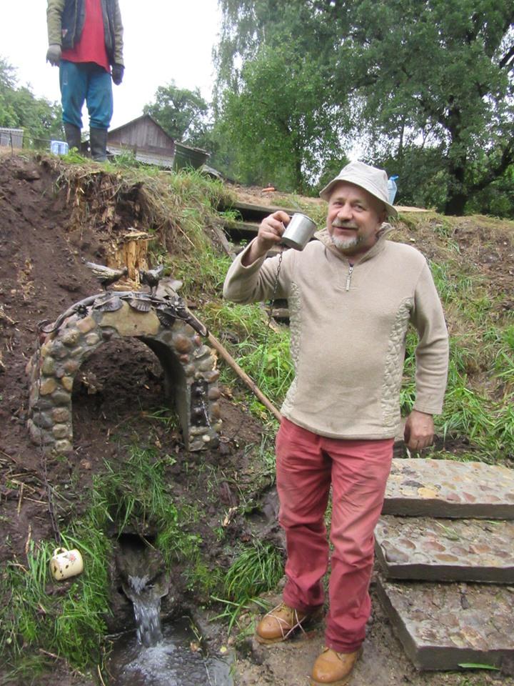 Алесь Фалей. Фота: facebook.com