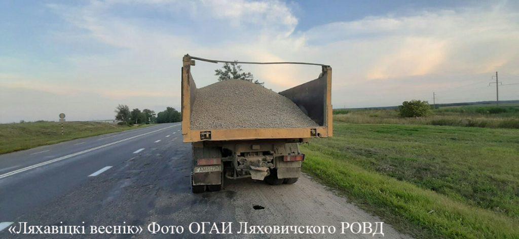 Фото: ОГАИ Ляховичского РОВД