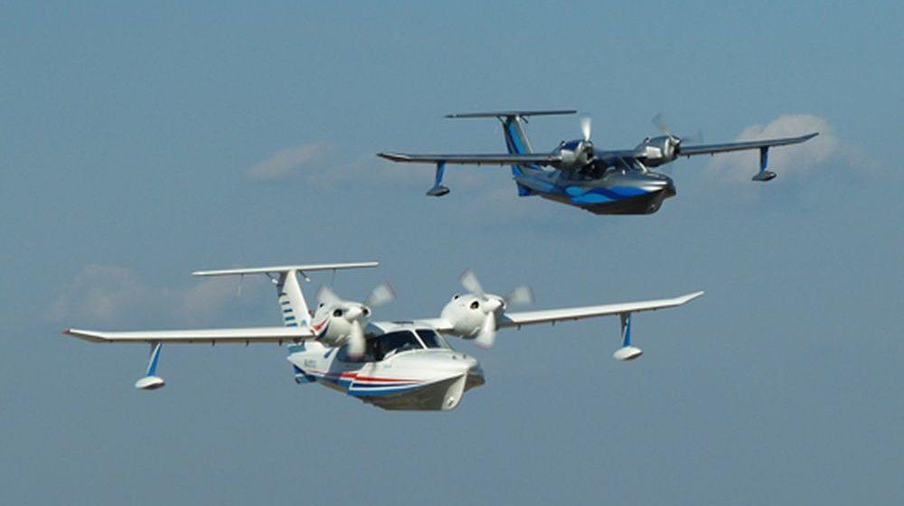 Выпуск самолетов-амфибий освоил барановичский авиазавод