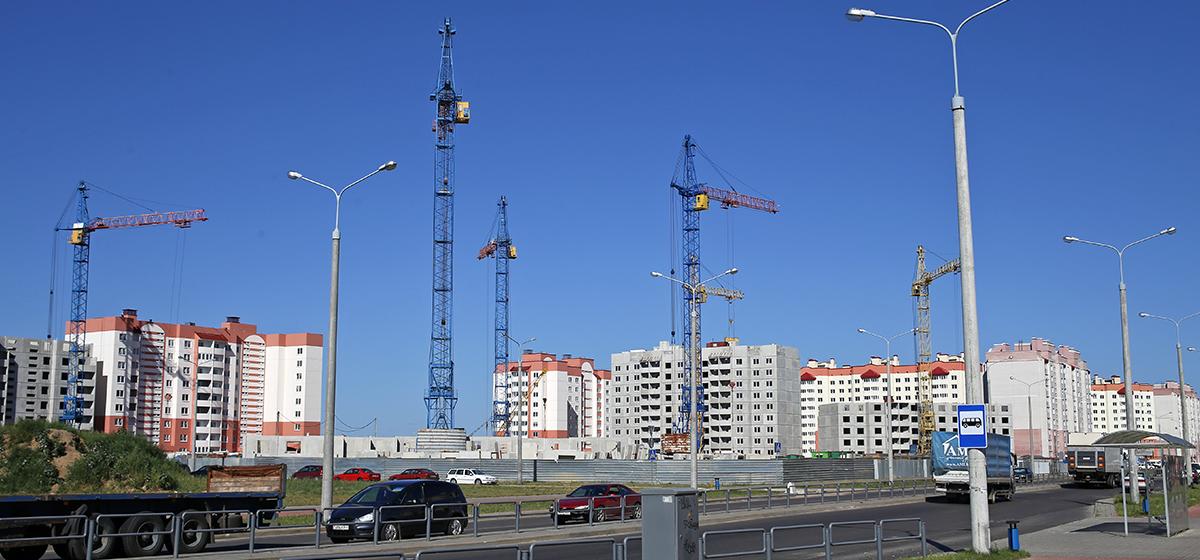 Сколько жилья построят в Барановичах в 2019 году