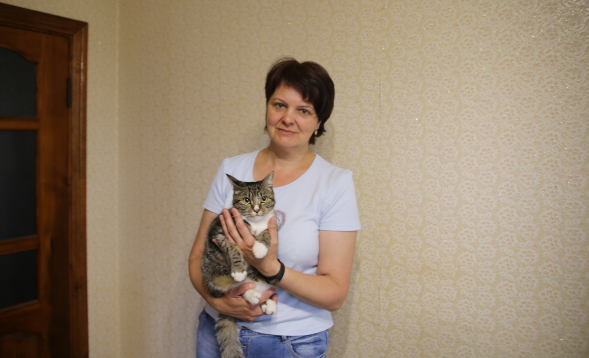 Ирина Ятченя. Фото: Татьяна МАЛЕЖ