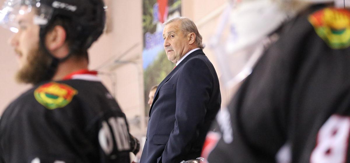 ХК «Авиатор» накануне чемпионата страны остался без главного тренера
