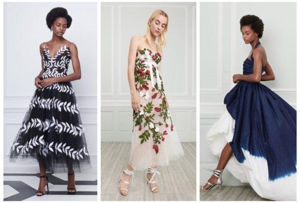 Весна-лето 2019 года: какие самые модные платья?