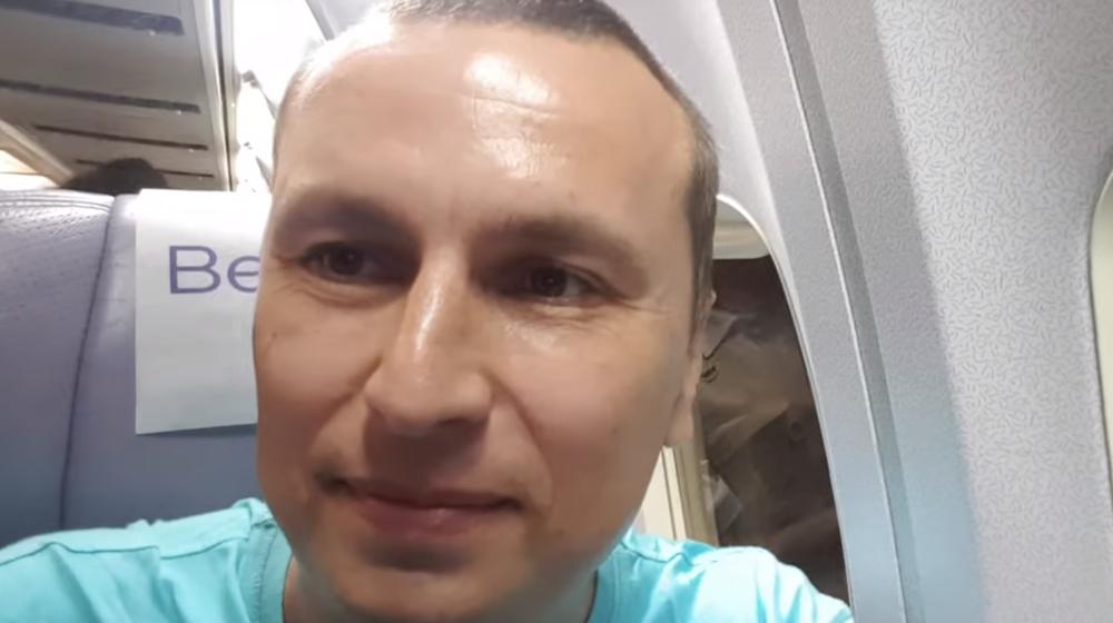 Уехал за границу гомельский блогер, который прославился на волне «тунеядских протестов»
